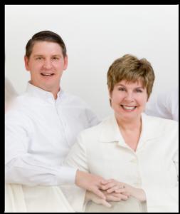 Bruce and Lisa Burkholder